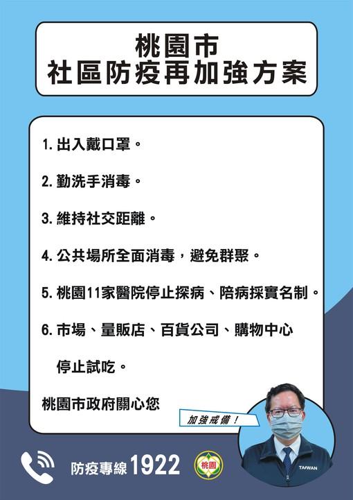 防疫海報中文