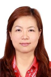 秘書室主任 俞美如