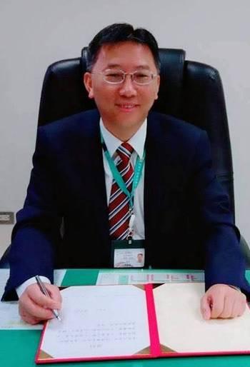 副局長陳聖義