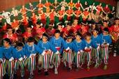 Wawa ilisin 娃娃豐年祭舞蹈表演