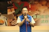 楊朝偉議員促成桃園市政府與華航公司及手信坊間甜柿促銷與產品開發的合作