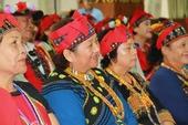 老人日間關懷站開心又快樂的原住民族長者