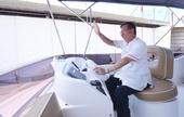 參訪蘆竹巨星造船公司 鄭市長:竹圍漁港轉型,朝向多元化觀光漁港發展