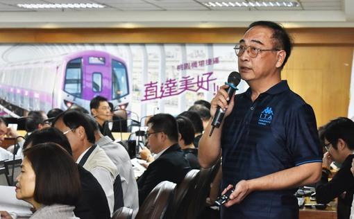 鄭市長:「台北有101,復興有303」,新溪口吊橋將帶動地方觀光收益