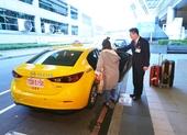 桃園國際機場計程車共乘服務啟動說明記者會 鄭市長:提供多元的機場交通服務,下一步將推行Ucar服務