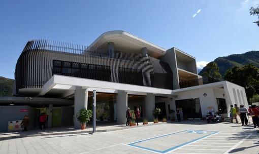 桃園首座溫泉池正式啟用 鄭市長:開發羅浮溫泉一條街,讓復興區進入新的觀光時代