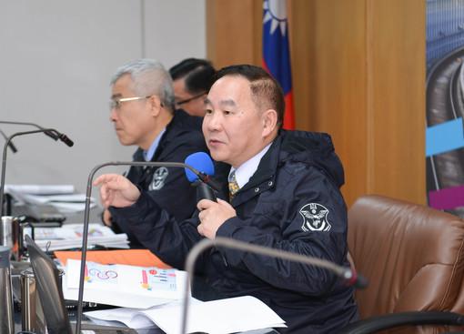 鄭市長:提供「井水送驗e指搞定」服務,大幅提升服務品質