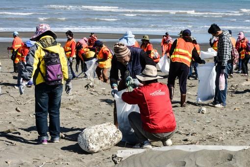 「遊藝樂活淨灘趣」觀音區全國客家日慶祝活動 鄭市長:讓美好的海洋生態獲得最大的保護,發展永續生活