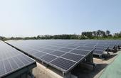 「全國最大‧綠能光電」公有掩埋場太陽光電成果記者會 鄭市長:完成8個公有垃圾掩埋場設置太陽能光電,年度發電量達450萬度