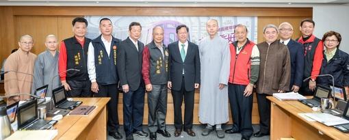 鄭市長:透過認證制度帶動公益,發揮宗教正面力量【另開新視窗】