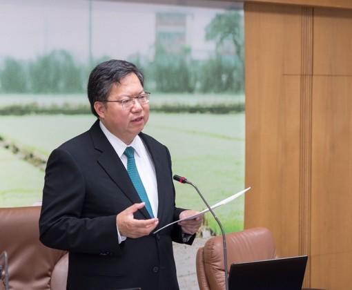 鄭市長:檢討各項執行計畫,積極爭取中央補...