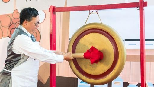 鄭市長進行2018桃園滷味節記者會啟動儀式【另開新視窗】
