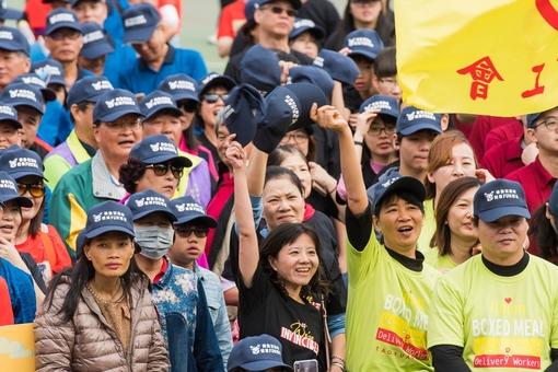 各工會成員踴躍出席活動【另開新視窗】