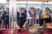陳副總統、鄭市長及與會貴賓共同祈福【另開新視窗】