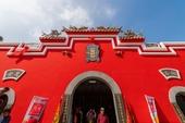 龍山寺擁有閩東式建築風格【另開新視窗】