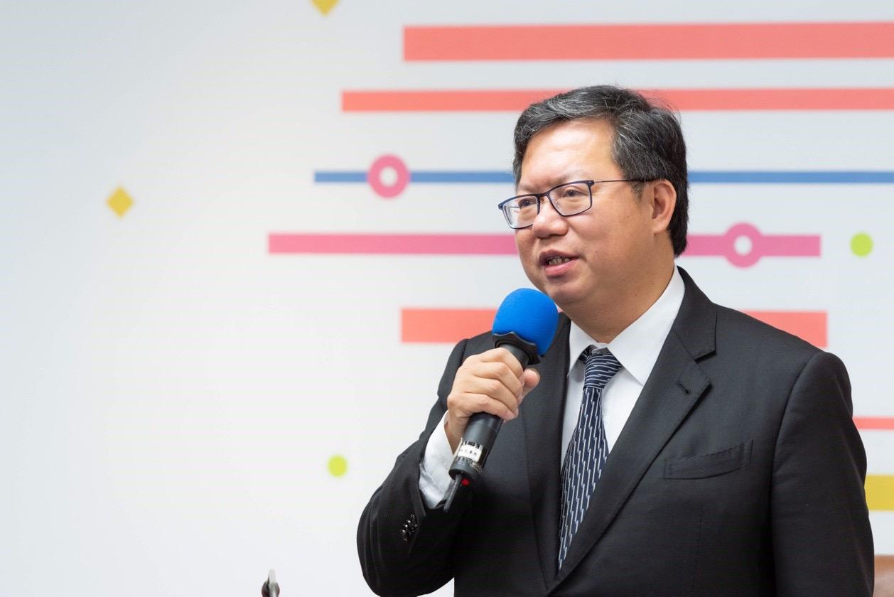 鄭市長表示,兼顧品質與效率、持續進行污水下水道建設