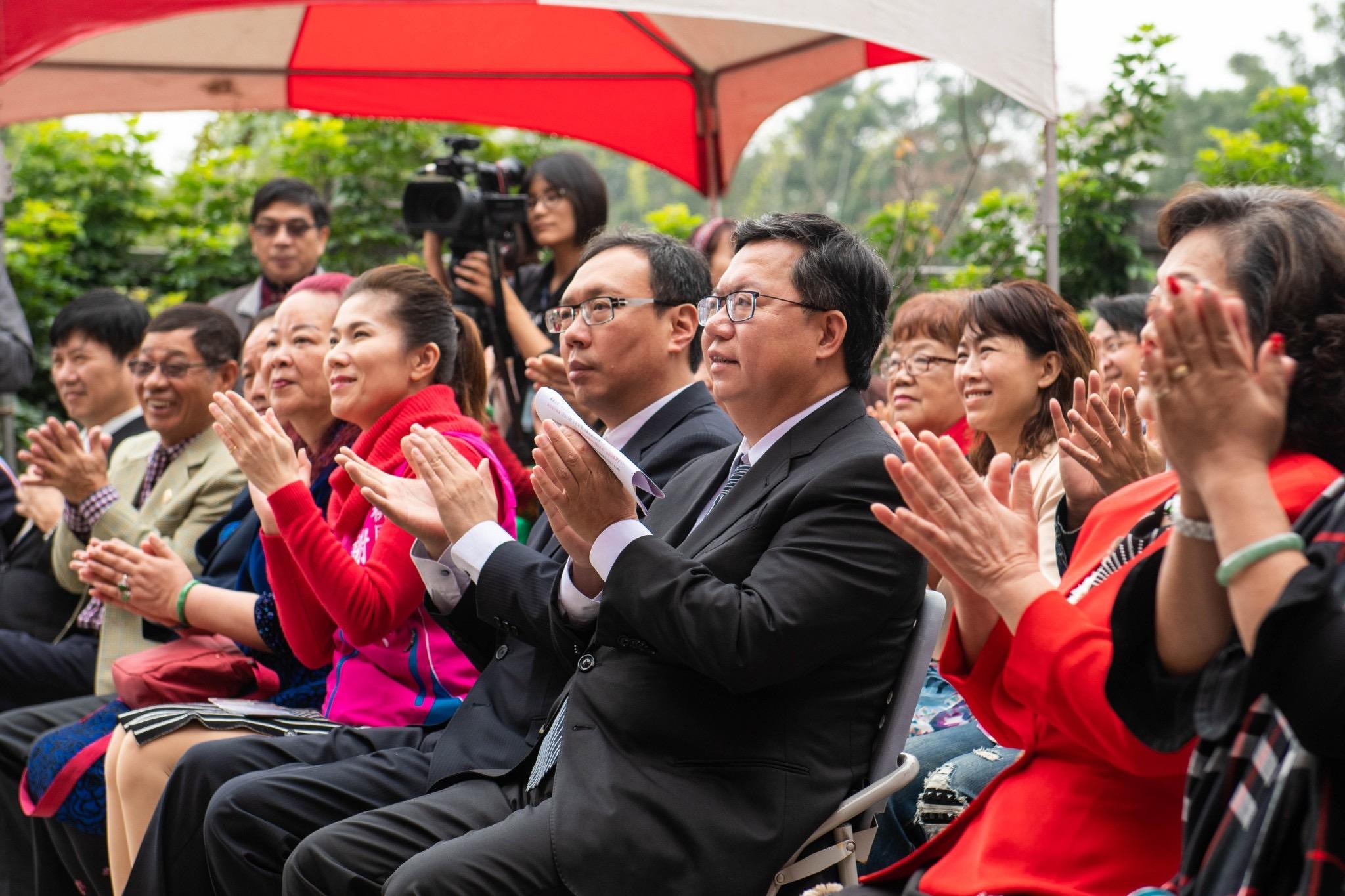 鄭市長參與活動