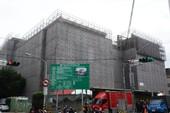 東門公有零售市場新建工程施工現況【另開新視窗】