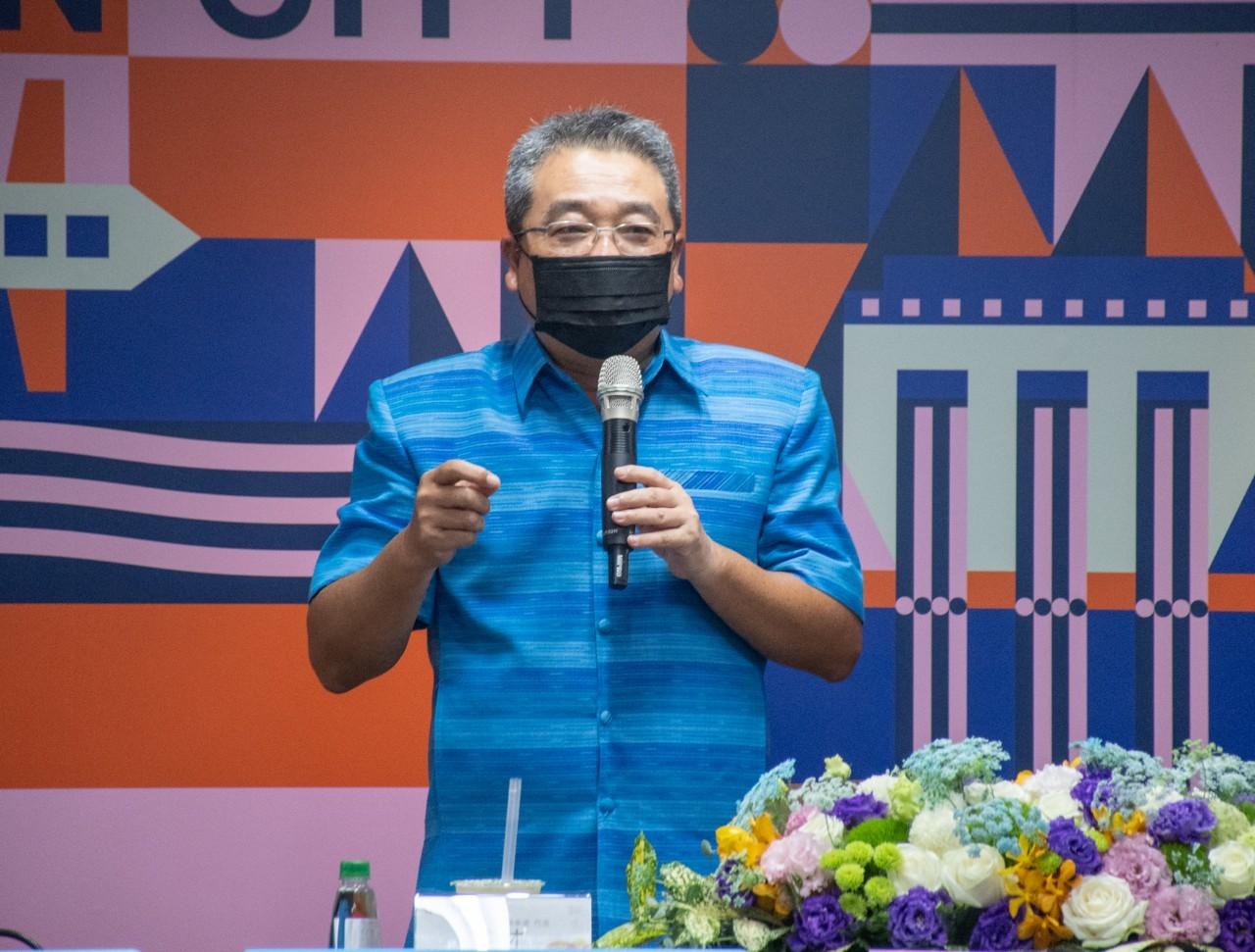泰國貿易經濟辦事處代表讚許台灣防疫有成