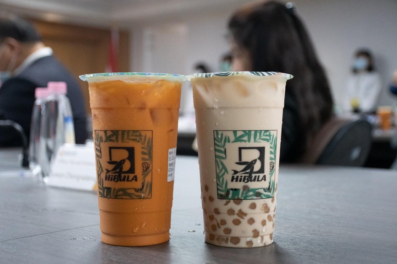 泰式奶茶與珍珠奶茶