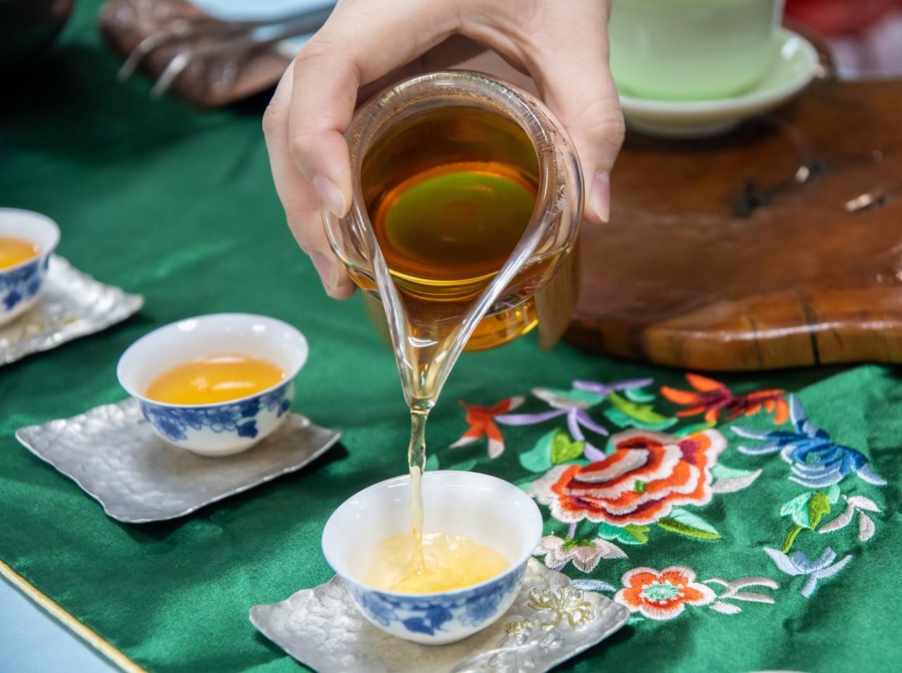 109年桃園市優質紅茶評鑑比賽頒獎,桃映紅茶品質再升級