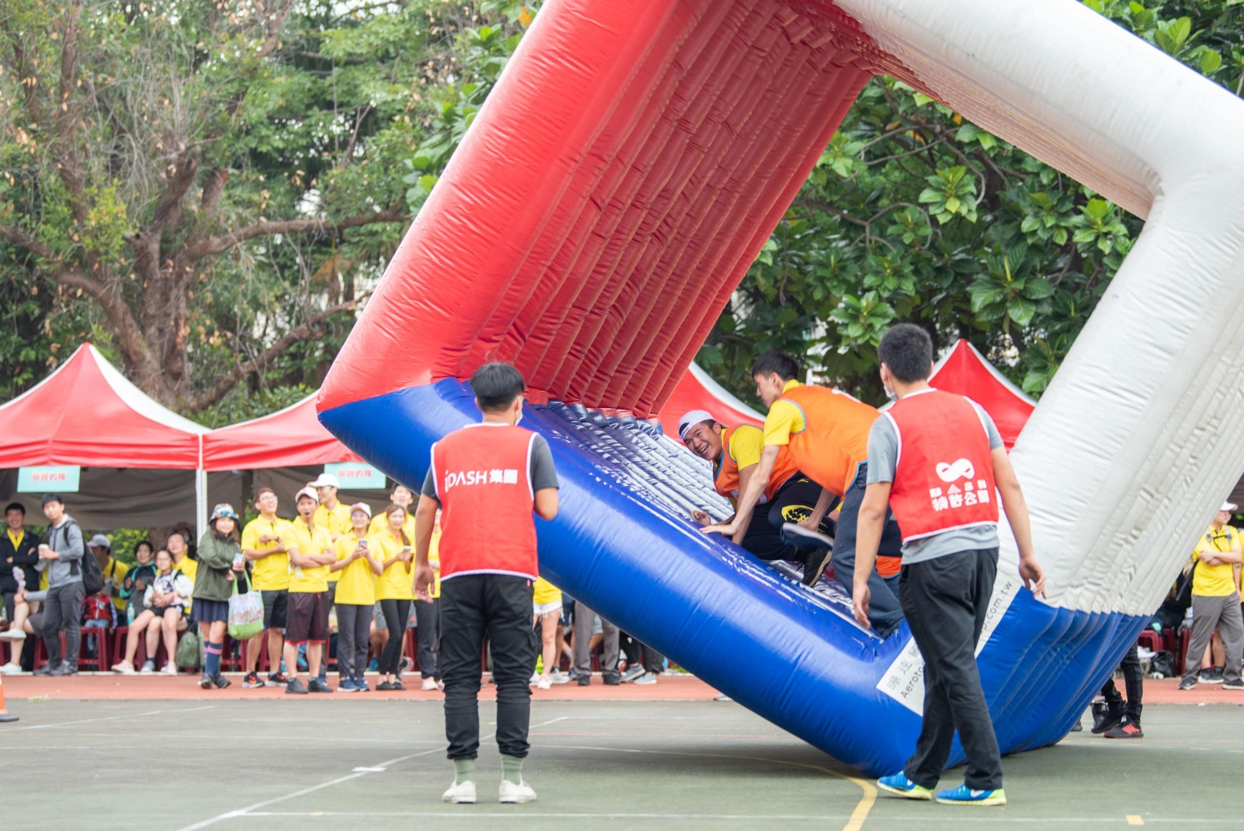 新光合纖50周年廠慶家庭日,鄭市長祝福永續經營成為企業典範