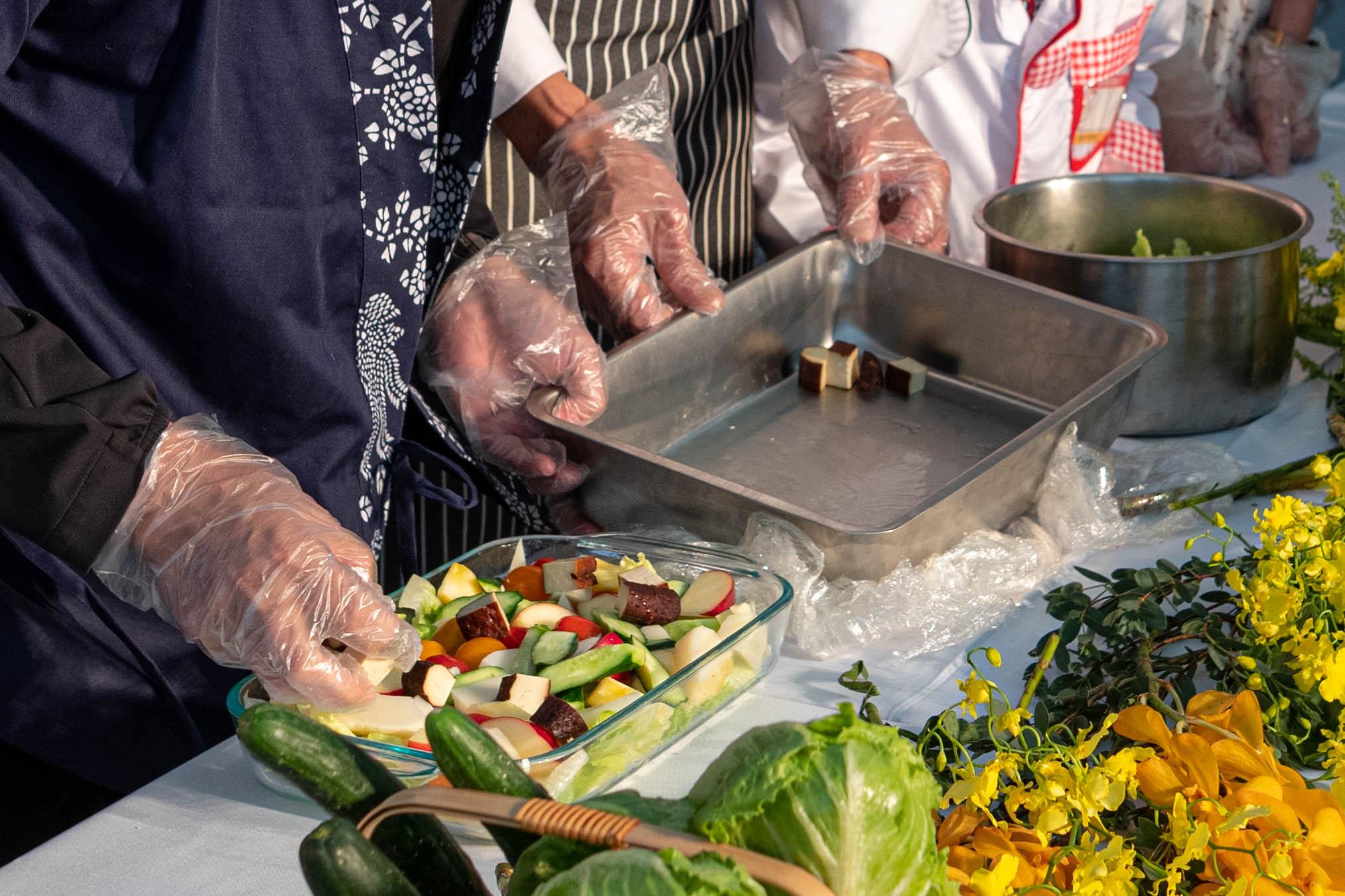 大溪豆干節「豆福宴」體驗創意料理,讓大溪豆干融入