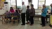 104年流感疫苗施打-富林活動中心(流程二)