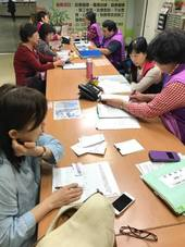 志工勞工關懷中心接受民眾諮詢