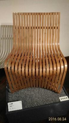 <43>椅 展現當代竹工藝新境界