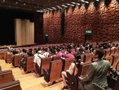 106.9.13參訪廣達電腦之展演中心─廣藝廳。