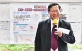 市長勘查高平市民活動中心與大烏林市民活動中心興建計畫