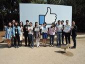 參訪美國Facebook企業總部【另開新視窗】