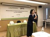 青年局涂淳惠副局長代表致詞【另開新視窗】