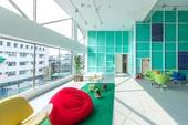 新明青年創業基地4樓接待大廳休息區【另開新視窗】