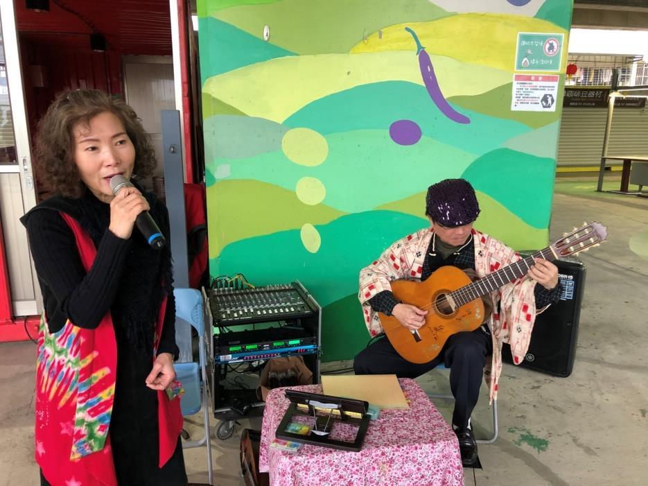 10802-桃園區-觀音區農會米食推廣、街頭藝人