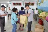 楊梅區低收入戶一款、二款經濟弱勢家庭發放春節慰問金暨物資捐贈