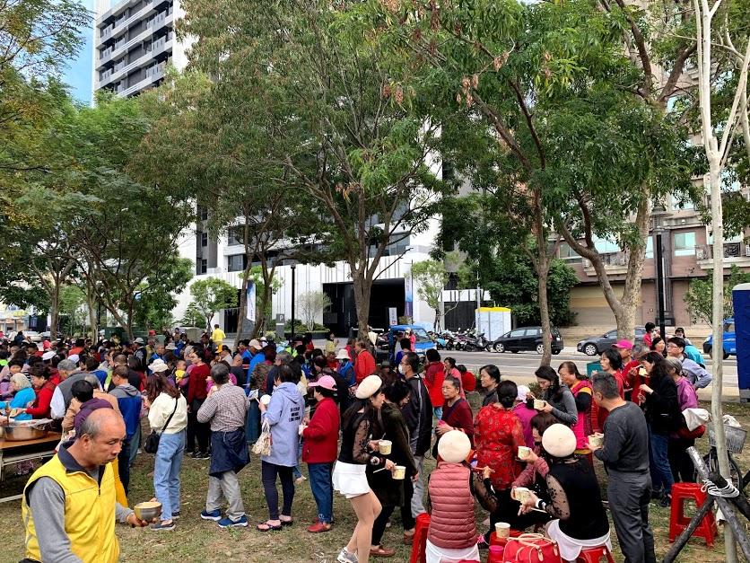 108年光明市民活動中心啟用典禮