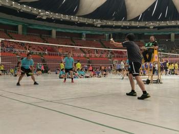 107年度桃園市第4屆公務人員羽球錦標賽