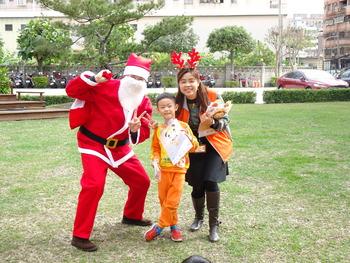 歡樂聖誕~小小地政體驗營活動