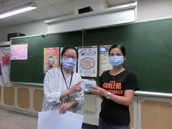武漢國小新住民宣導活動