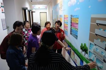 【志工活動】108.5.29志工參訪本所2樓溯古觀今