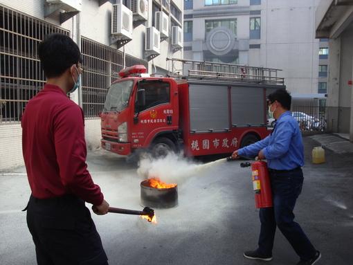 109年度消防講習