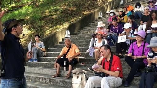 神社歷史場域參訪體驗課程