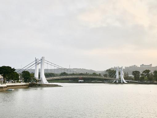 龍潭大池吊橋