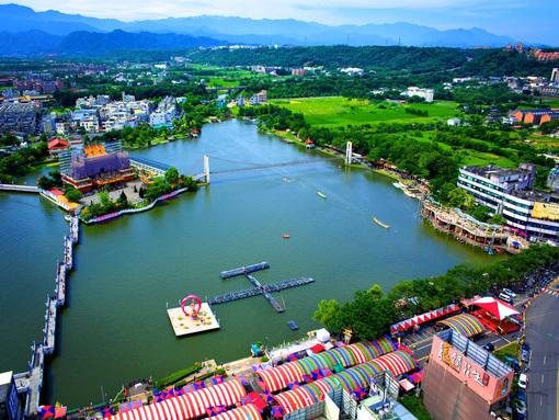 龍潭觀光大池