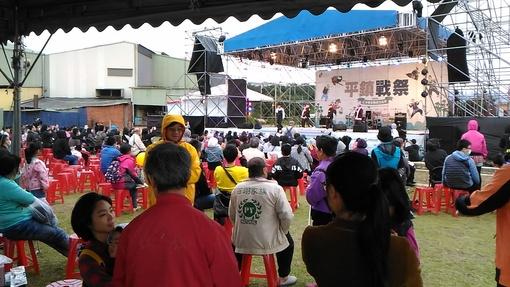 2020乙未客家戰役文化祭-平鎮戰祭-熱門精采的音樂會