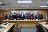 Governor Hamada Keizo of Kagawa Prefecture of Japan visited Taoyuan City Mayor Cheng Wen-Tsan.