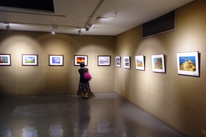 Exhibition Room No.1, 2 and Gallery No.2, 3 of the Cultural Affairs Bureau