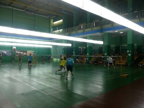 City Luzhu Badminton Center